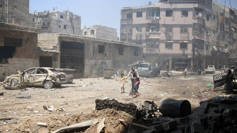Κλιμακώνονται οι εχθροπραξίες στο Χαλέπι
