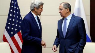 Κέρι - Λαβρόβ συζήτησαν για το μέλλον της Συρίας