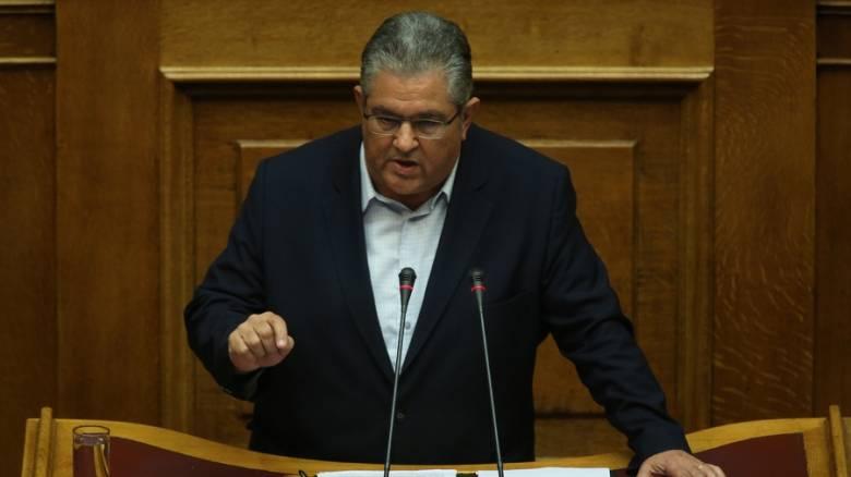 ΚΚΕ: Τακτική αποπροσανατολισμού του λαού από τον πρωθυπουργό