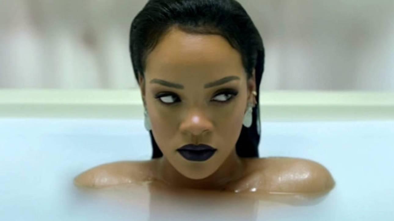 Η Rihanna είναι έτοιμη να ουρλιάξει στην TV του Bates Motel