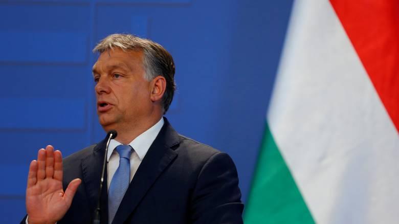 Ο Ούγγρος Πρωθυπουργός ψηφίζει... Τραμπ