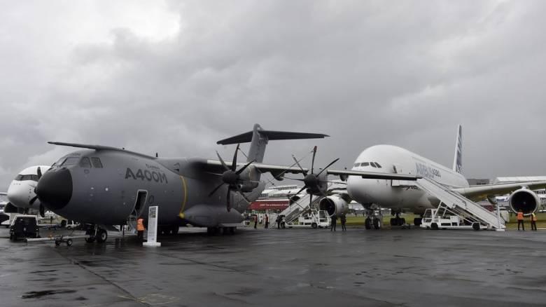 Αποζημιώσεις 1,4 δισ ευρώ κατέβαλε η Airbus για τα προβλήματα στο αεροσκάφος Α400Μ