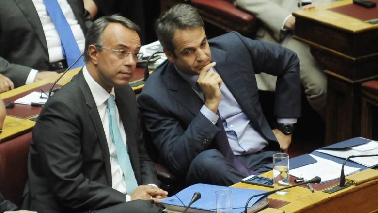 ΝΔ: Ο Τσίπρας δεν θα πάρει συγχωροχάρτι