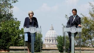Ρέντσι: Πρέπει να γίνει σαφής η πορεία του Brexit