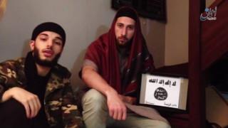 Οι τζιχαντιστές που έσφαξαν τον ιερέα ομολογούν σε βίντεο πίστη στον ISIS