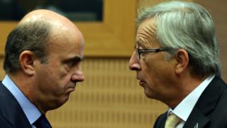Ντε Γκίντος: Εφικτός ο στόχος που όρισε η Κομισιόν για το έλλειμμα