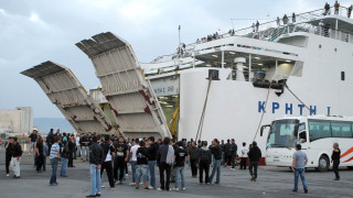 Μετέφερε 6 τόνους παράνομου φορτίου χημικών ουσιών με πλοίο της γραμμής