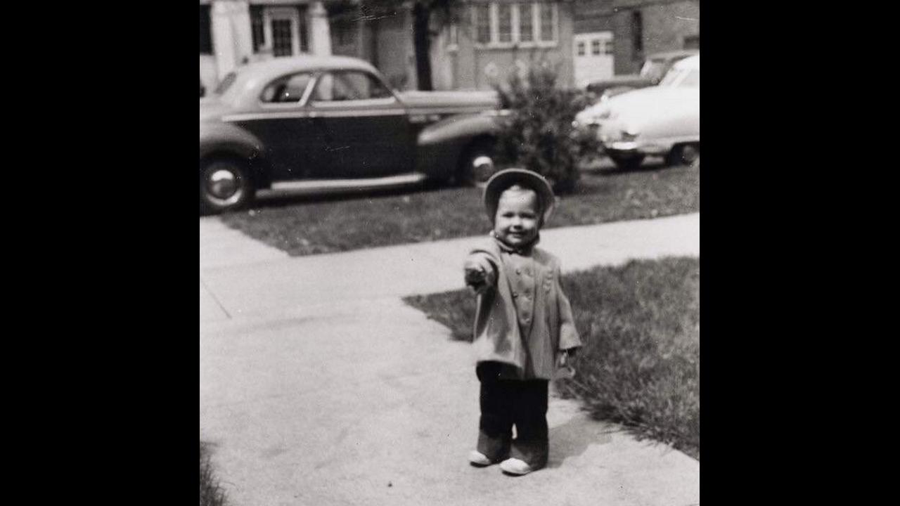 Δεκαετία των 50s στο Park Ridge, Ιλλινόις.