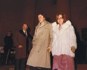 Η Χίλαρι και ο Μπιλ Κλίντον, 1979.