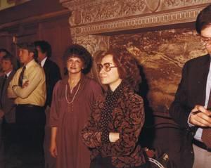 Η Χίλαρι το 1979.
