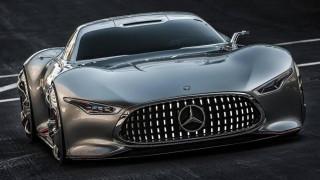 Το επετειακό, για την AMG, hyper car της Mercedes θα κοστίζει 3 εκατομμύρια ευρώ