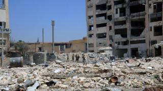 SOS από τον Ερυθρό Σταυρό για το Χαλέπι
