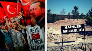 Τουρκία: εκκαθαρίσεις δίχως τέλος - «νεκροταφείο προδοτών» στην Πόλη