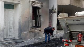 Επίθεση στη διμοιρία στο σπίτι του Αλέκου Φλαμπουράρη