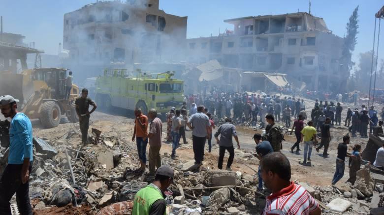 Συρία: Βομβάρδισαν μαιευτήριο στο Ιντλίμπ