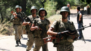 Επίθεση του ΡΚΚ σε τουρκική στρατιωτική βάση