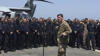 Στρατηγός του στρατού των ΗΠΑ αρνείται την εμπλοκή του στο πραξικόπημα