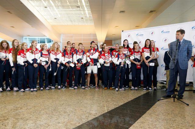 2016 07 28T071200Z 92072264 D1BETSDDNKAB RTRMADP 3 OLYMPICS RIO RUSSIA