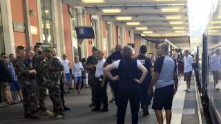 Γαλλία: Αφέθηκαν ελεύθερoι οι δύο ύποπτοι σε τρένο
