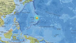 Σεισμική δόνηση μεγέθους 7,7 βαθμών στον ανατολικό Ειρηνικό
