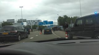 Συναγερμός σε αεροδρόμιο στο Άμστερνταμ - στο σημείο η αντιτρομοκρατική