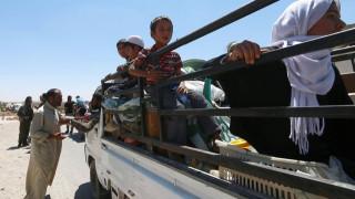Συρία: χάος στο Χαλέπι, άρον-άρον φεύγουν για να σωθούν