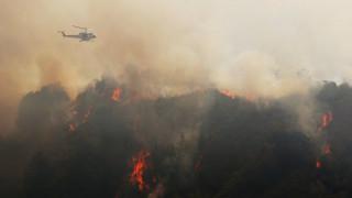 Καλιφόρνια: εκτός ελέγχου για 10η ημέρα η πύρινη λαίλαπα