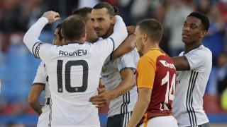 Ντεμπούτο με γκολ για τον Ιμπραΐμοβιτς στην Γιουνάιτεντ, ξεμούδιασμα με 3 γκολ η Μπάρτσελόνα