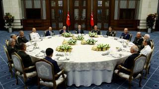 Ερντογάν: Στον υπουργό Άμυνας θα δίνουν πλέον αναφορά οι αρχηγοί των ενόπλων δυνάμεων
