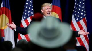 Οι ΗΠΑ εξάγουν τον Ντόναλντ