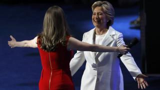Τσέλσι Κλίντον – Ιβάνκα Τραμπ: Οι πολιτικές θυγατέρες της Αμερικής