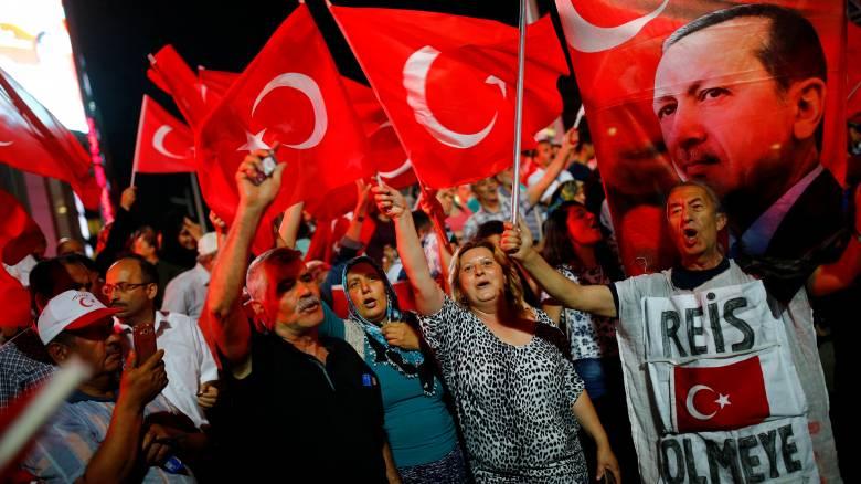 Κολονία: Συγκέντρωση υπέρ του Ερντογάν - Φόβοι για επεισόδια