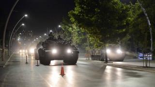 Τουρκία: Φήμες για νέα απόπειρα πραξικοπήματος μέσα στη νύχτα