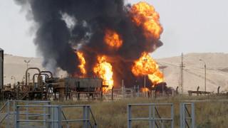 Ιράκ: Συγκρούσεις για τον έλεγχο πετρελαϊκών εγκαταστάσεων