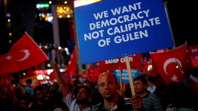 Nein των Γερμανών σε μήνυμα Ερντογάν προς τους οπαδούς του στην Κολονία