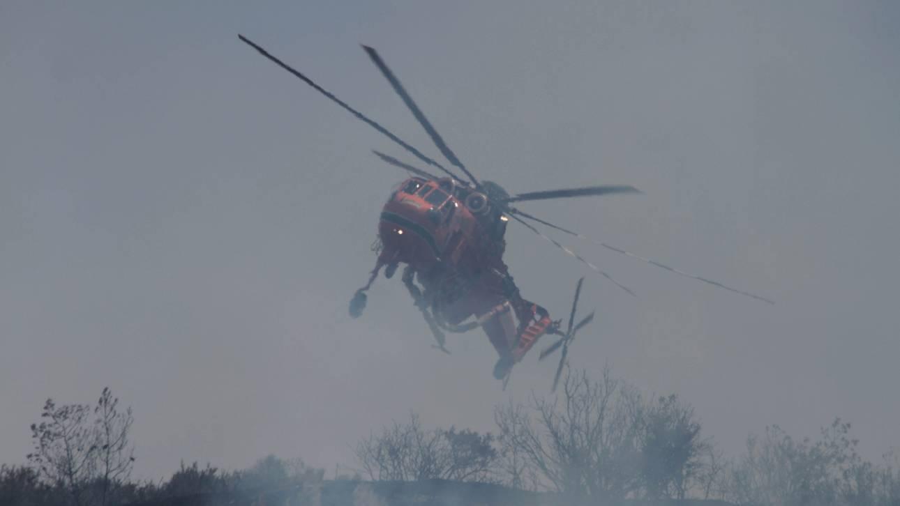 Κόλαση φωτιάς στη βόρεια Εύβοια - Κάηκαν σπίτι & εκκλησία - Εκκενώθηκε ξενοδοχείο