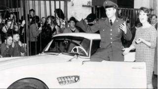 H αναπαλαιωμένη BMW 507 Roadster του Elvis Presley θα παρουσιαστεί επίσημα στις 21 Αυγούστου