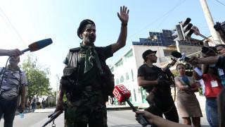 Αρμενία: Συνέλαβαν τους ενόπλους που βρίσκονταν στο αρχηγείο της αστυνομίας