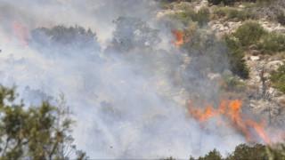 Υψηλός κίνδυνος εκδήλωσης πυρκαγιών σε Αττική και Νότια Εύβοια