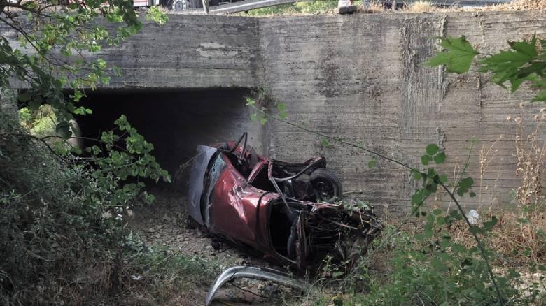Πάτρα: Τροχαίο δυστύχημα με θύμα οδηγό νεκροφόρας