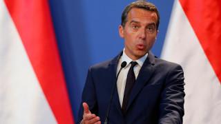 Ο Αυστριακός καγκελάριος Κερν απορρίπτει τους ισχυρισμούς του Ερντογάν