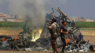 Ρωσικό ελικόπτερο κατερρίφθη στη Συρία - Νεκροί και οι πέντε του πληρώματος