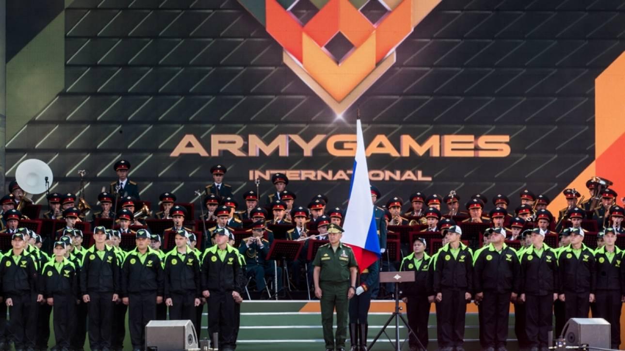 Στους Στρατιωτικούς Ολυμπιακούς αγώνες της Ρωσίας δίνει το παρών η Ελλάδα