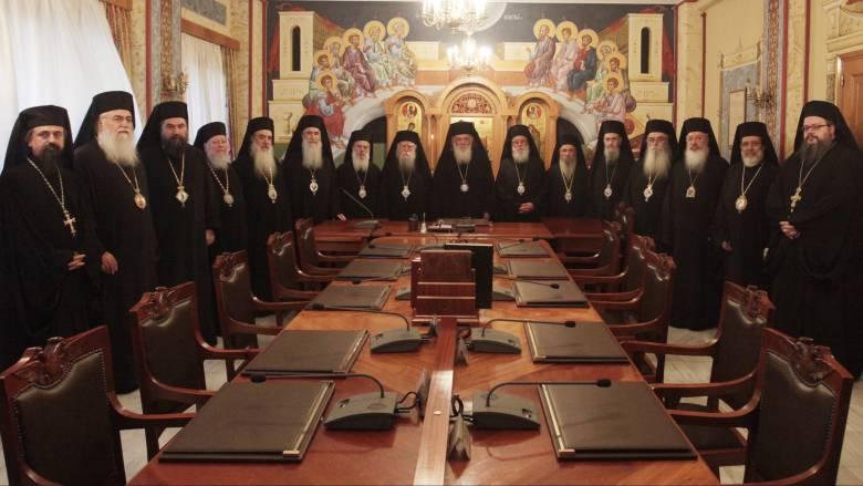 Εξάψαλμος Ιεράς Συνόδου σε Φίλη, Τόσκα και Παρασκευόπουλο για την εισβολή στη μητρόπολη Θεσσαλονίκης