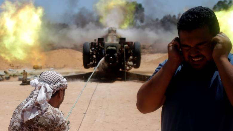 Οι ΗΠΑ βομβαρδίζουν τους τζιχαντιστές στη Λιβύη