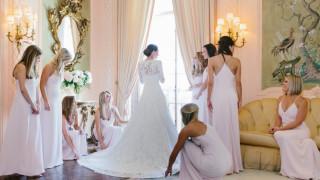 Γάμος αλά Ελληνικά. Το ελληνορθόδοξο γαμήλιο album που αποθέωσε η Vogue