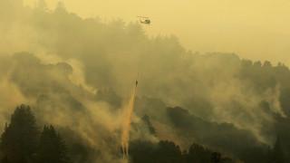 Για 11η μέρα μαίνεται η φωτιά στην Καλιφόρνια