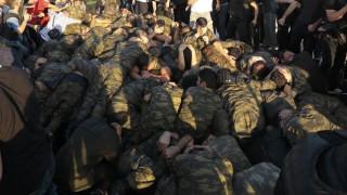 Τουρκία: Απόταξη 167 στρατηγών των ενόπλων δυνάμεων
