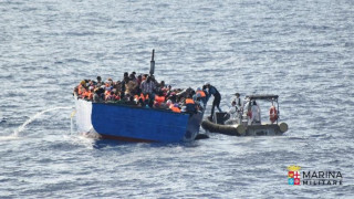 Ιταλία: Πάνω από 1.800 πρόσφυγες διασώθηκαν νότια της Σικελίας