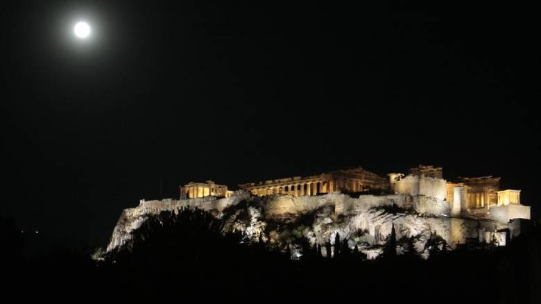 Απολαύστε την αυγουστιάτικη πανσέληνο σε 116 αρχαιολογικούς χώρους και μνημεία